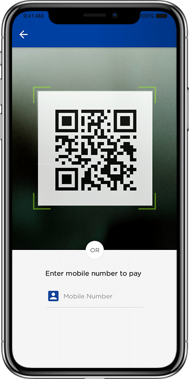 Scan & Pay